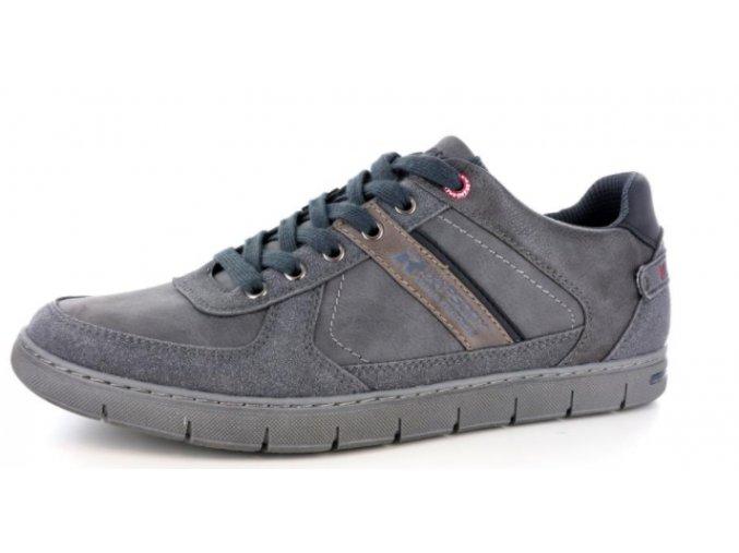 RHAPSODY pánská obuv 609160 grey