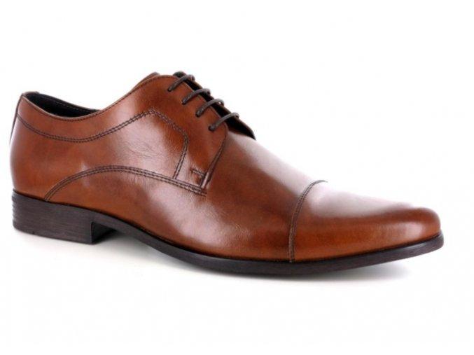 Pánské společenské boty BENSON 90111 BRUNO