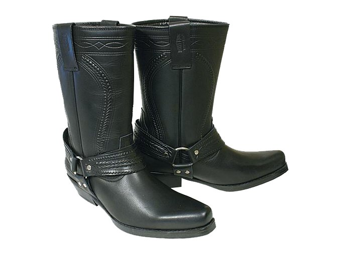 Westernové boty  Johhny Bulls K063