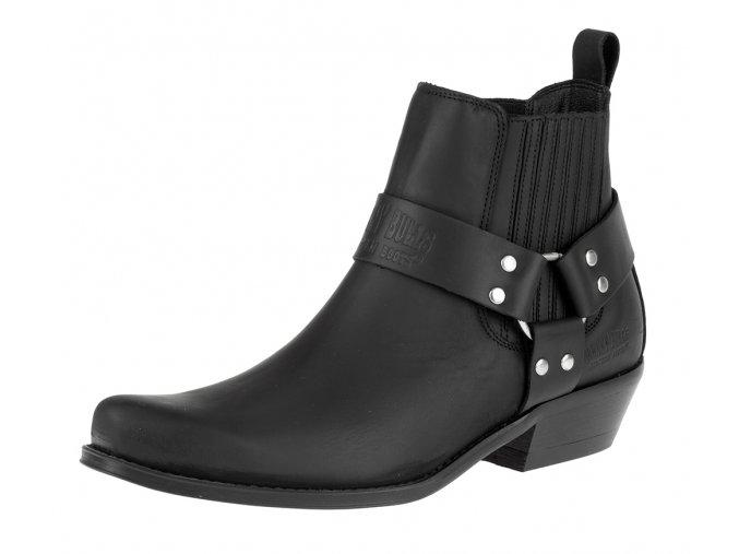 Westernové boty  Johhny Bulls K074