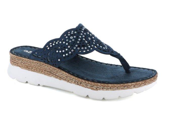 Dámské pantofle ALIBI RAMI9257 OCEANIA