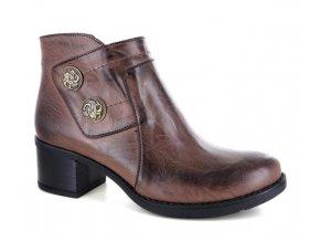 Dámská kotníčková obuv MODERNISSIMA 7260 FANGO