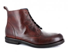 Pánská kotníková obuv BENSON 90239 CIOCCOLATO