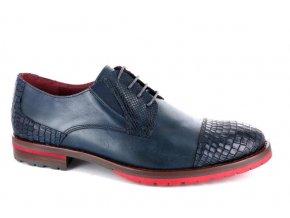 Pánské boty BENSON 90243 BLU