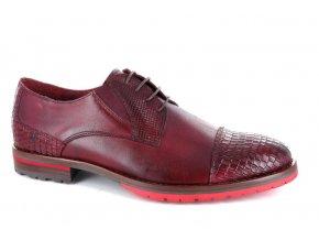 Pánské boty BENSON 90243 GRANATA