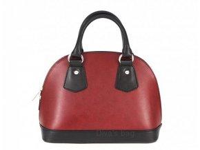 Dámská kožená kabelka DIVAs CESIDIA-různé barvy