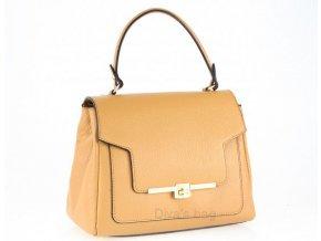 Dámská kožená kabelka DIVAs ALICE-různé barvy