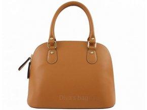 Dámská kožená kabelka DIVAs MEGAN-různé barvy