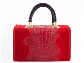 Dámská kožená kabelka DIVAs MARIANNE-různé barvy