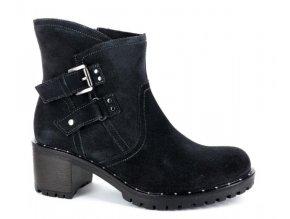 Dámská kotníčková obuv GIGLIO FIORENTINO AURA20403 ABISSO