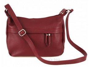 Dámská kožená kabelka DIVAs DONATA -různé barvy