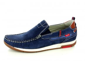 Pánská obuv ZEN 7778 BLU