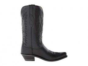 Jama Old West LF 1510 E dámská westernová obuv