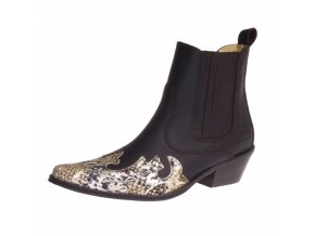 Westernové boty Johhny Bulls K099