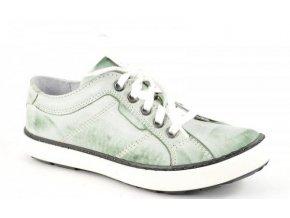 NAGABA 291 zelená, obuv dámská