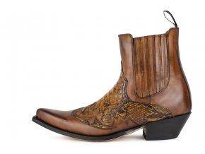 Westernová obuv SENDRA  9396 JAVI SANTOS