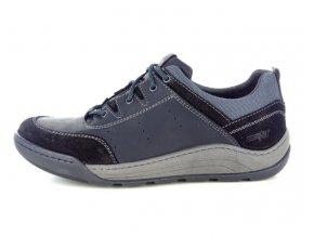 Pánské boty ZEN 8012 NERO