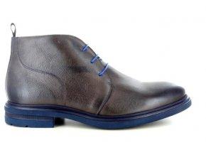 Pánská kotníková obuv BENSON 90284 GRIGIO