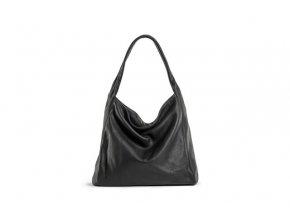Dámská kabelka přes rameno VOOC HOBO EP18 - černá