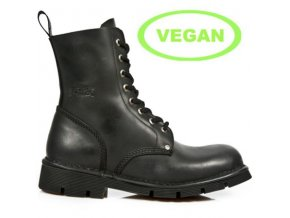 BOTY NEW ROCK M.NEWMILI084-V2 VEGAN NEGRO, MOTORCYCLE NEGRO