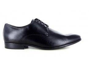 Pánské společenské boty BENSON 8750A NERO