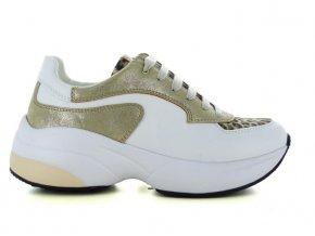 Sneakers dámská obuv RHAPSODY 206409W WHT-GOLD