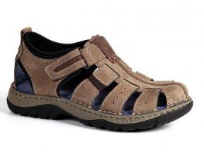 Pánské sandály ZEN 8280 TAUPE