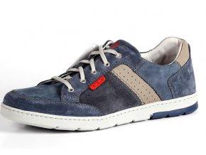 Pánské boty ZEN 8186 BLU