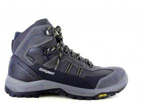 Pánská treková obuv GRISPORT 144074 GRIGIO
