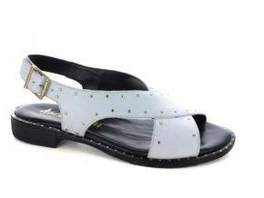 Dámské letní sandály ARIANNA 220035 GHIACCIO