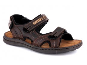 Pánské sandály ROBERT 85700SA T.MORO