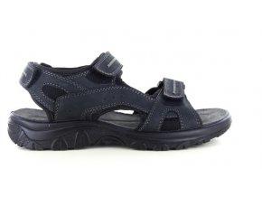 Pánské sandály TYLERs 1802 BLACK