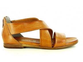 Dámské sandály I LOVE DONNA 15003 BRANDY