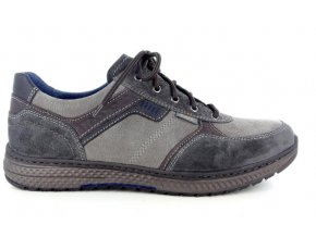 Pánské kotníkové boty ZEN 8368 FUMO