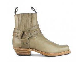 Pánské westernové boty SENDRA 2746 EVOLUTION HUESO