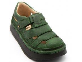 Sandály LESTA UNISEX 3860 zelená