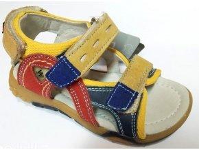 Dětské letní sandály WISHOT LHOTSE 029CDM