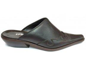 Westernová obuv EFREN 219 NERO