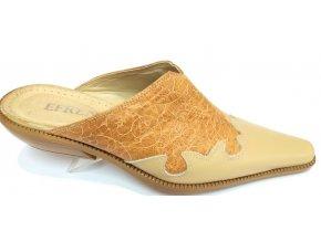 Westernová obuv EFREN 219 BEIGE