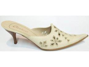 Westernová obuv CARACO 54922 NOCOL SABBIA