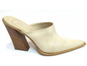 Westernová obuv CARACO 52020 NOCOL SABBIA