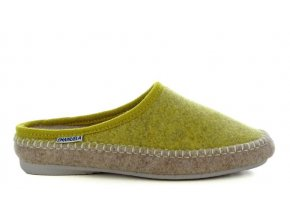 Dámská domácí obuv EMANUELE 1547 GIALLO/BEIGE