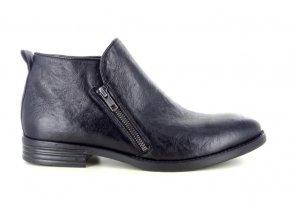 Pánská kotníková obuv BENSON 90281 NERO