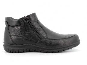 Pánská zimní kotníčková obuv IMAC 602298 NERO