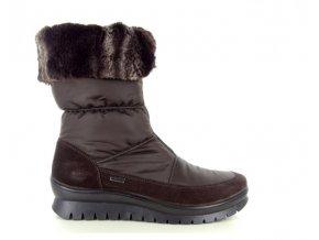 Dámská zimní obuv IMAC 408059 MARRONE