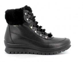 Dámská zimní obuv IMAC 607728 NERO