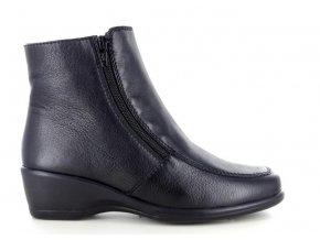 Dámská kotníčková obuv MARY SOFT 9290 BLK