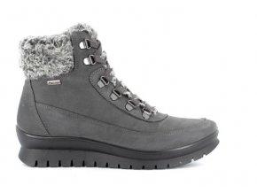 Dámská zimní obuv IMAC 607728 ANTRACITE/GRIGIO