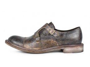 Pánská obuv SENDRA  KASPAR 11776 KASPAR-C BARBADOS QUERCIA VINTA.