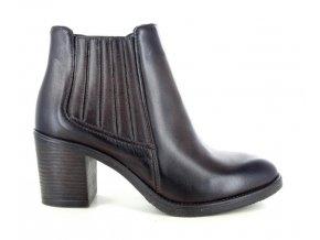 Dámská kotníčková obuv I LOVE DONNA 19036 EBANO
